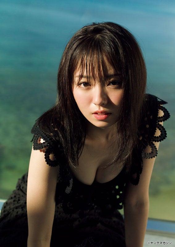 いじめ疑惑のあった元欅坂46今泉佑唯、Jrアイドル時代から大きく成長した巨乳見せる